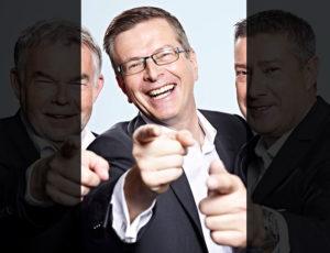 Secret Millionaire: Starring Dr. Holger Riemer!